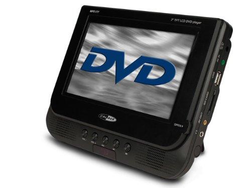 Caliber MPD177 - Reproductor de DVD portátil (pantalla LCD de 7