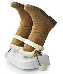 Ozone Generator Shoe Sanitizer Boot Dryer - Great for Odors, Germs, Mold, Mildew - N61 By Excelsior
