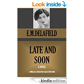 LATE AND SOON (Timeless Wisdom Collection Book 1154)