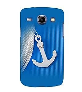 printtech Ship Anchor small Back Case Cover for Samsung Galaxy J1 / Samsung Galaxy J1 J100F