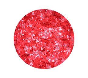 シャインフレーク #707 赤色 0.3g