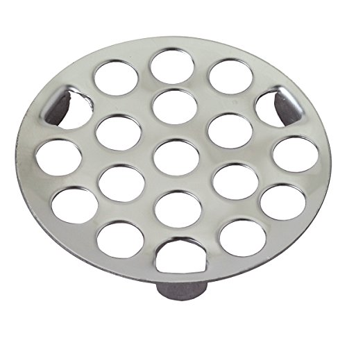 Brasscraft Snap In Drain Strainer For 1-5/8-Inch Drains, Chrome