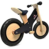 Kinderfeets Chalkboard Balance Bike - Eco Friendly Forest Stewardship Council Certified