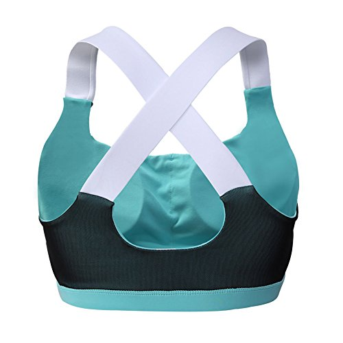 meinice-green-lovable-cross-back-active-yoga-bra-l