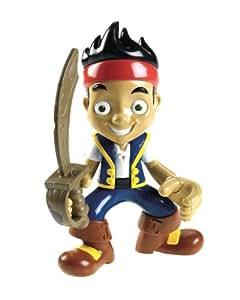 Mattel Fisher-Price X9089 - Jake und die Nimmerland Piraten Sprechender Jake