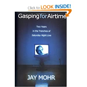 Gasping for Airtime - Jay Mohr