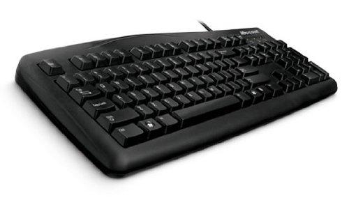 Microsoft Wired Keyboard 200 - Black