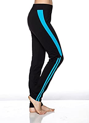 A.S Workout Fitness Soft Gym Long Legging Yoga Exercise Pants