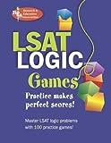 img - for LSAT Logic Games (LSAT Test Preparation) by Robert Webking (2005-09-19) book / textbook / text book