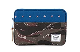 Herschel Supply Co. Anchor Sleeve for Ipad Mini, Tiger Camo/Hyde, One Size