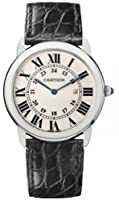 Cartier Ronde Solo Men's Steel Watch W6700255 from Cartier