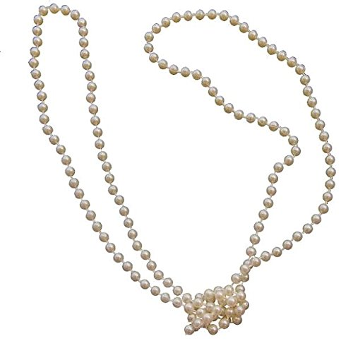 Dazzling Toys Pearl Necklace - Pack of 12 - Party Accessory