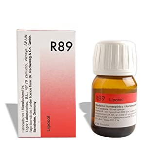 Dr.Reckeweg-Germany R89 - Hair Care Drops