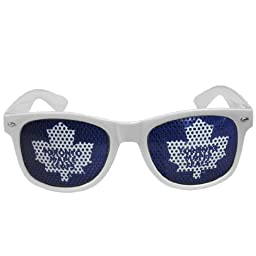 NHL Toronto Maple Leafs Game Day Shades, White