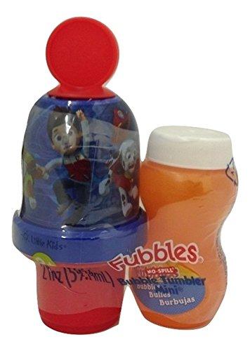 Little Kids Nickelodeon No Spill Bubble Tumbler Paw Patrol - 1