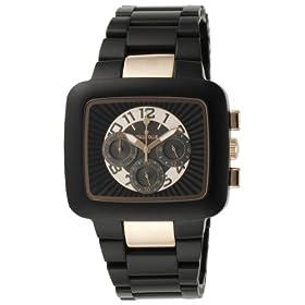 Folli Follie (フォリフォリ) 腕時計 WT7F013BCK ブラック メンズ