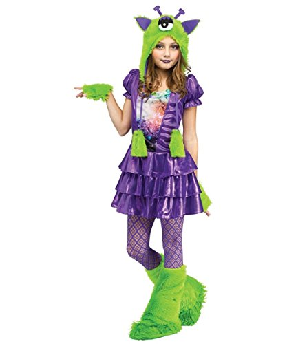 Galaxy Alien Cutie Girls Costume deluxe
