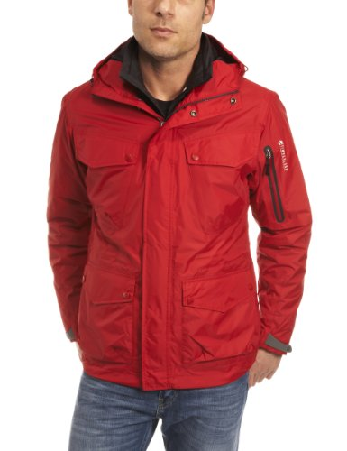 Timberland Mens 3 in 1 Snowboard Jacket