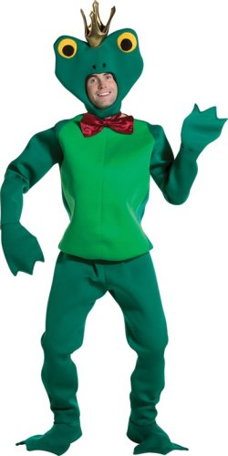 Frog Prince Costume - One Size - Chest Size 42-48