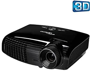 "OPTOMA HD131Xe - Vidéoprojecteur 3D + Ecran de projection 1:1 - 72"" (182 cm) - Plazza 150"