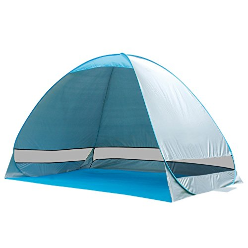 G4Free-Outdoor-Automatic-Pop-up-Instant-Portable-Cabana-Beach-Tent-2-3-Person-Camping-Fishing-Hiking-Picnicing-Anti-UV-Beach-Tent-Beach-Shelter-Sets-up-in-Seconds