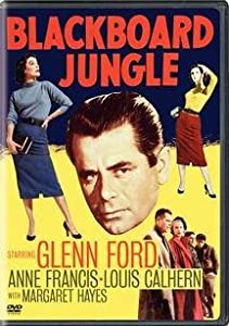 "Cover of ""Blackboard Jungle"""