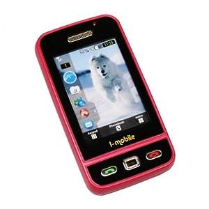 simba spielzeug kinderhandy mit touchscreen und sound handy f r kinder pink spielzeug. Black Bedroom Furniture Sets. Home Design Ideas