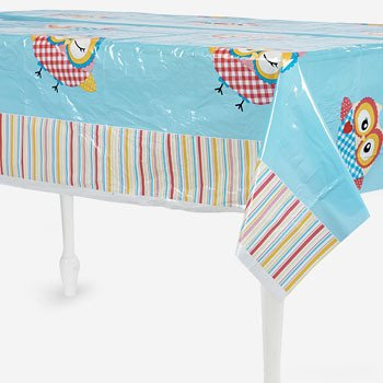 You're a Hoot Owl Party Plastic Tablecover - 1
