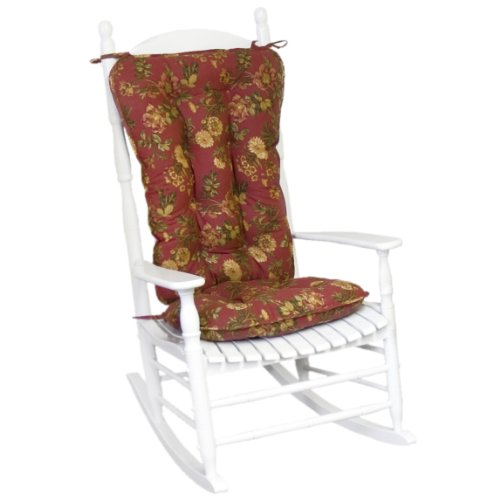 Red Rocking Chair Billy Strings ~ Chair cushions
