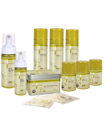 Nature Certified Organic Grapeseed Oil