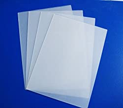 Laminating Pouch Film(A4) pack of 100pcs: Clear Film