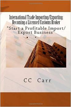 Becoming a us customs broker