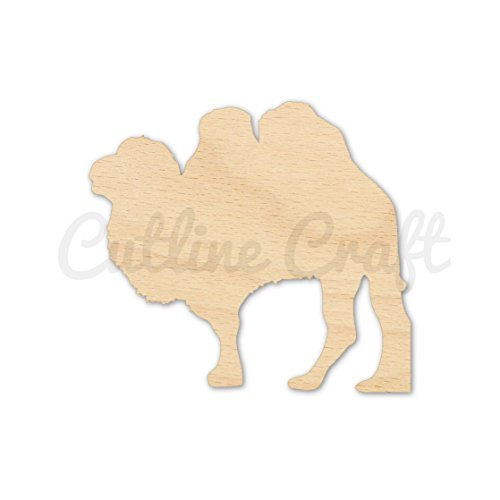 Camel Style 1630, Wooden Cutouts, Crafts Embellishment, Gift Tag or Wood Ornament free shipping factory wholesale european diy arts crafts home decoration rhino wood craft gift desk self build puzzle furniture