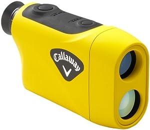 Callaway LR550 Rangefinder, Yellow