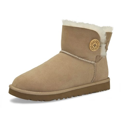 UGG Women&#8217;s Mini Bailey Button Boots