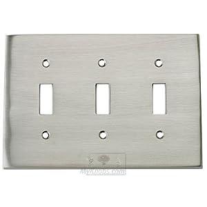 Light Switch Covers Brushed Nickel Brushednickel Biz