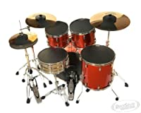 Drum Mutes By Rocksolid - Rock Set - Silencer Practice Pads from RockSolid