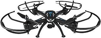 Sky Rider Quadcoptor Drone w/Wi-Fi Camera