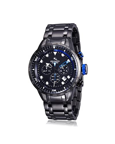 Strumento Marino Men's Black/Blue SM109MB/BK/NR/BL Watch
