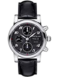 NEW MONTBLANC STAR AUTOMATIC CHRONOGRAPH MENS WATCH 106467
