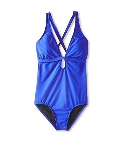 Athena Women's Rem Tie-Back One-Piece Swimsuit