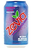 Zevia All Natural Soda, Cherry Cola, 12 Ounce (Pack of 24) Frustration Free Package
