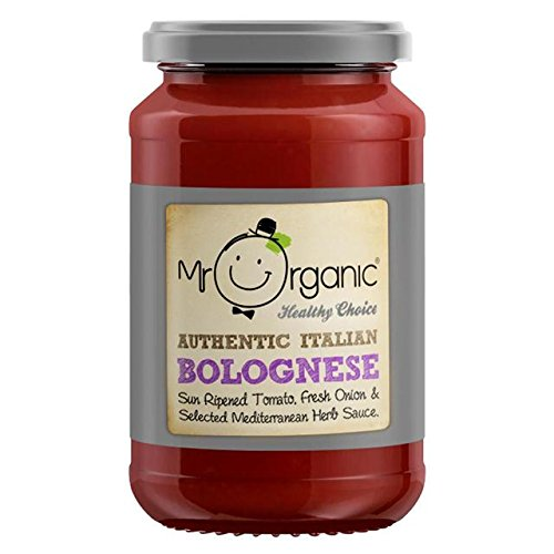 Mr Organic Bolognese Pasta Sauce 350g