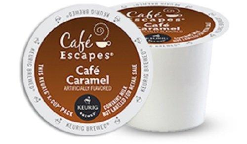 Keurig K Cups Cafe Escapes front-636501