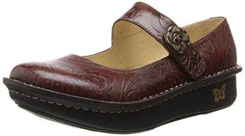 Alegria Women's Paloma Yeehaw Clog/Mule 38 (US Women's 8-8.5) Regular (Alegria Shoes Paloma compare prices)