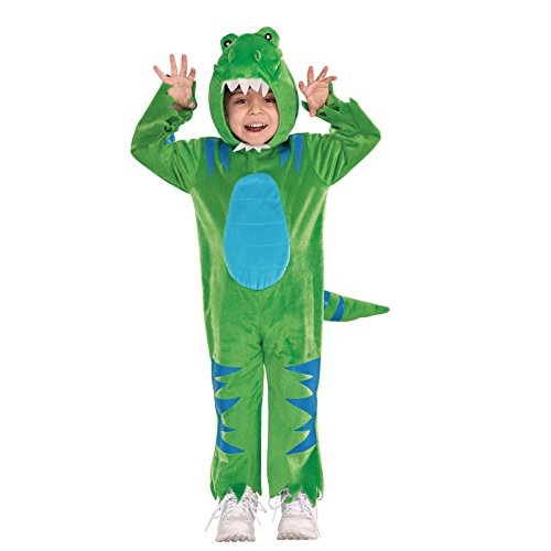 Totally Ghoul Lil' Ninja Costume, Size Toddler 2t - 4t