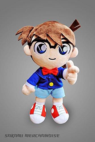 Detective Conan - Conan Edogawa - Peluche Figurine (27cm) - original & licensed
