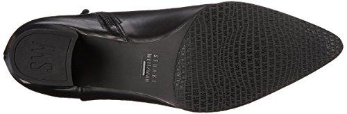 Stuart Weitzman Women's Banjosvelt Boot, Black, 10.5 M US