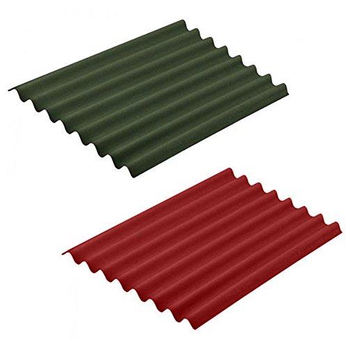 lastra-copertura-100x76cm-ondulata-impermeabile-tetto-box-casetta-easyline-verde