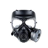 Often M04 Airsoft Paintball Dummy Gasmaske Lüfter für Cosplay Schutz Zombie Soldaten Halloween Masquerade Resident Evil Antivirus Schädel CS Mask